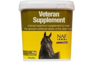Naf Veteran Supplement: 3kg