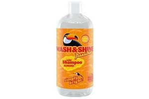 Magicbrush Wash & Shine Shampoo Sensitive One Colour 500ml