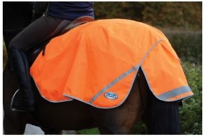 WeatherBeeta 300D Reflective Exercise Sheet Orange