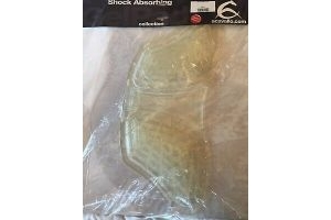 New!! Acavallo Gel Front Riser Clear