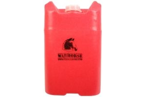 Warhorse Maxi Square Water Container Red