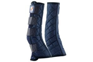 equilibrium Unisex's Equi Stable Chaps-Blue, X-Small