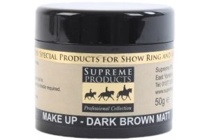 Supreme Products Make Up Matt Dark Brown