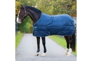 Horseware Amigo 100g Lightweight Standard Neck Insulator Navy/White