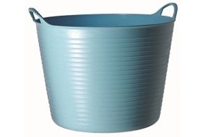 Tubtrugs SP42SKBL Flexible Sky Blue Large 38 Liter/10 Gallon Capacity by Tubtrugs