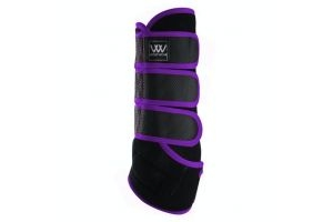 Woof Wear Dressage Wrap Ultra Violet