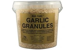 Gold Label Garlic Granules (1kg) (May Vary)