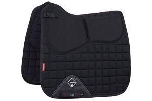 LeMieux ProSport Pro-Sorb System Dressage Square - Black, Large