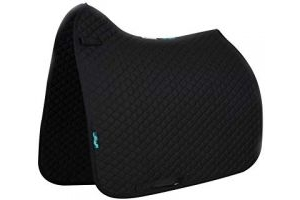 Griffin Nuumed HiWither Everyday Dressage Saddle Pad Large Black