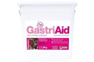 Naf Gastriaid Horse Supplements for Digestion Equestrian Supplement 1.8kg Tub