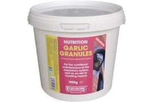 Equimins Unisex's EQS0276 Garlic Granules, Clear, 900 g