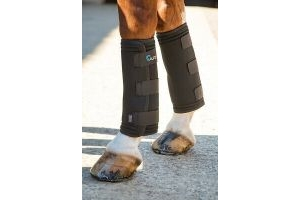 Shires Arma HOT/COLD Joint Swelling Injury Relief Gel HORSE BOOTS Tendon Fetlock