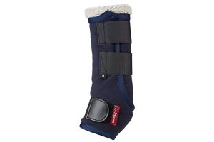 LeMieux Unisex's Four Seasons Leg Wraps, Navy, Small