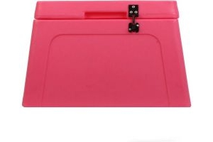 Classic Showjumps Mini Tack Box Pink