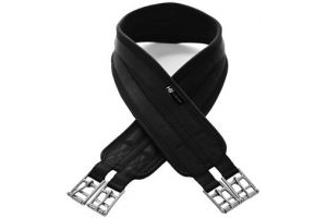 Hy Comfort Cushion Girth - Black