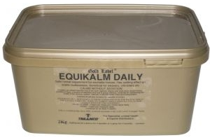 Gold Label EquiKalm Daily: 2kg