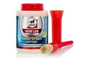 Leovet Hoof Lab Natural Liquid Oil Balm (AR1896)