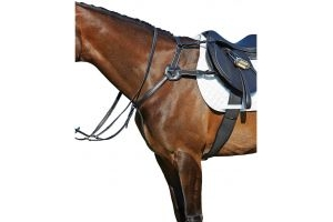 Kincade Leather 5-Point Breastplate