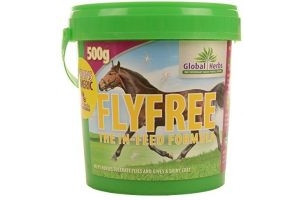 Global Herbs Flyfree Feed (500g) (May Vary)