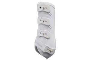 LeMieux Snug Boots (Pair) - White: Large: Hind