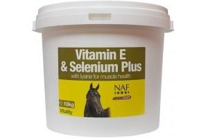 Naf Vitamin E Selenium & Lysine: 10kg