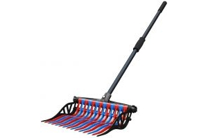 Noble Outfitters Wave Fork Red/Royal Blue
