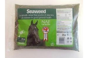NAF Seaweed Horse Supplement 2kg - Refill Bag