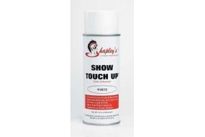 Shapley's Show Touch Up Color Enhancer, White by Shapley's Equine Grooming Products