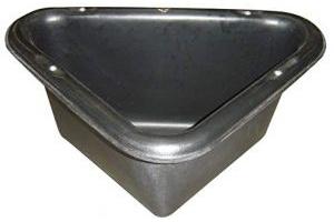 Stubbs Unisex's TR-STB0636 Corner Manger, Black, One Size
