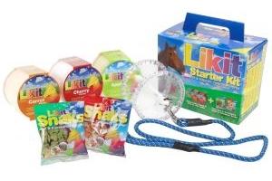 Likit Starter Kit : Clear Glitter