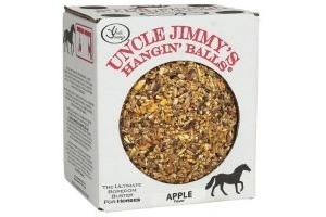 Uncle Jimmy's Hangin' Balls - 1.59kg - apple
