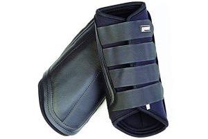 Roma Neoprene Brushing Boots (Full) (White/White)