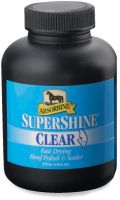 Absorbine SuperShine Hoof Polish & Sealer Clear