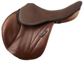 Acavallo Gel In Seat Saver Brown