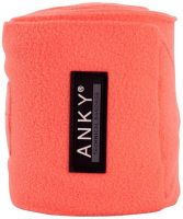 Anky Fleece Bandages Coral