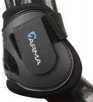 Arma Fetlock Boots Black