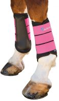 Arma Neoprene Brushing Boots Bright Pink