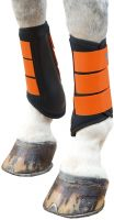 Arma Neoprene Brushing Boots Burnt Orange