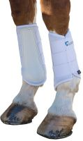 Arma Neoprene Brushing Boots White