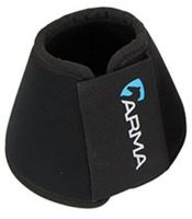 Arma Neoprene Over-Reach Boots Black