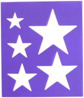 Bitz Quarter Markers Stars