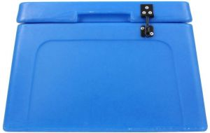 Classic Showjumps Mini Tack Box Blue