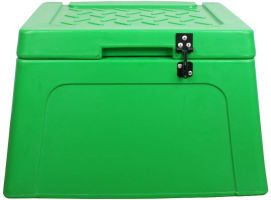 Classic Showjumps Mini Tack Box Lime