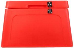 Classic Showjumps Mini Tack Box Red