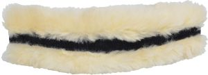 Collegiate ComFiTech Bridle SheepSkin Replacement Natural