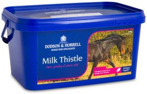 Dodson & Horrell Milk Thistle Supplement 500g