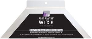 EASY-CHANGE  Complete Wide Gullet Kit