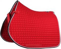 Eskadron All Purpose Saddle Pad Red/Black