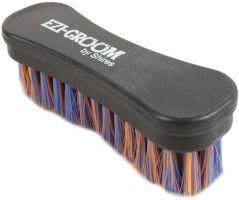 Ezi-Groom Shape Up Face Brush Orange/Blue