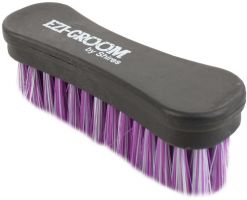 Ezi-Groom Shape Up Face Brush Purple/Green